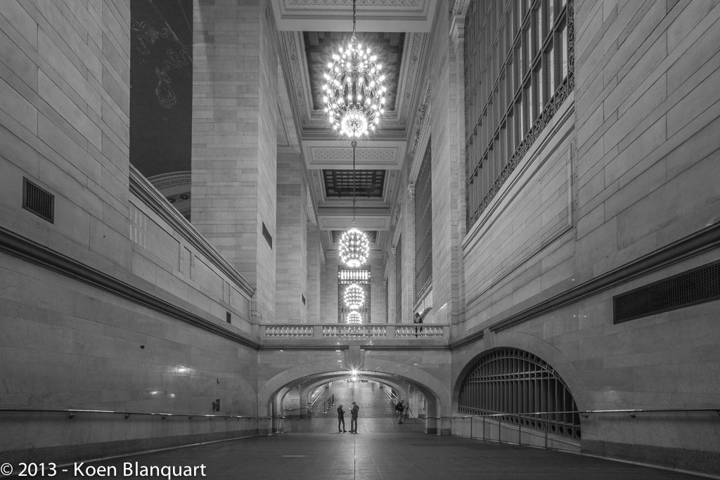 Grand Central Terminal in New York City
