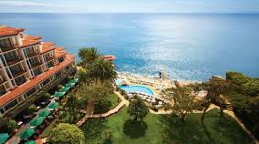 The Cliff Bay Hotel, Funchal Madeira