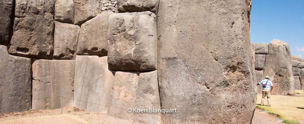 Wall in Saqsaywaman