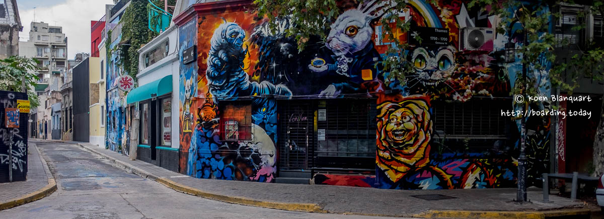 A first visit: Buenos Aires, Argentina