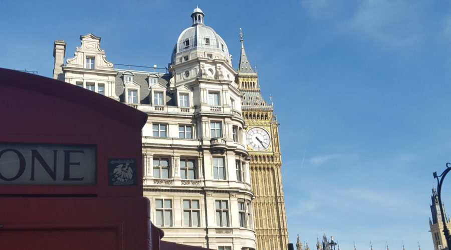 21 hours in London