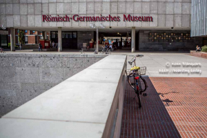 The Romano-Germanic Museum in Cologne, Germany