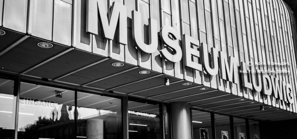 Museum Ludwig in Cologne, Germany