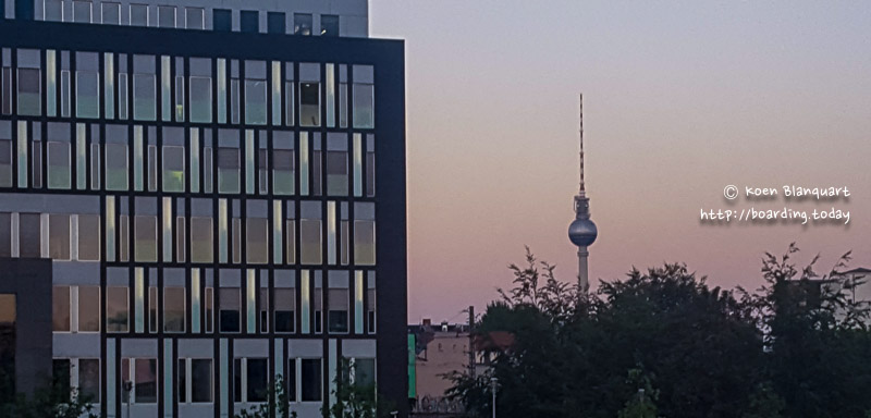 Evening in Berlin