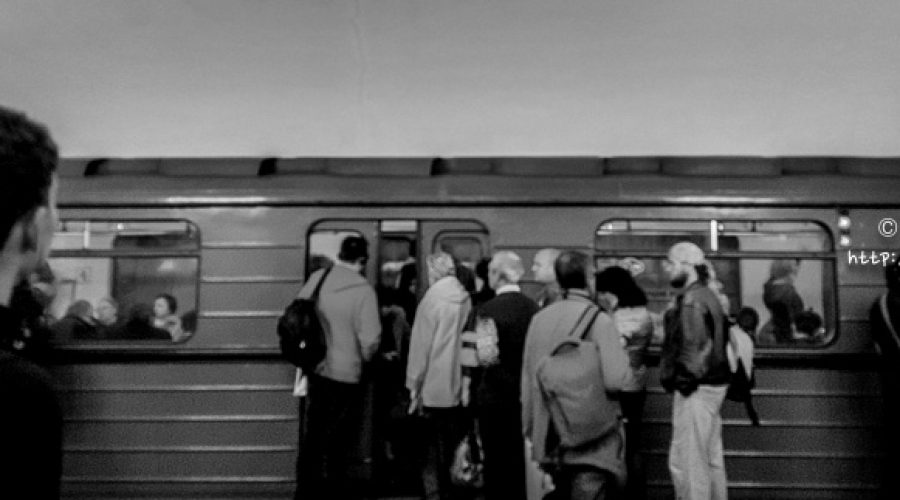 The Moscow Metro (Subway) in images