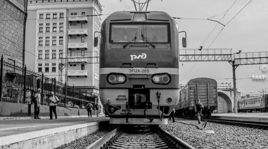 The Trans Siberian railroad, 125 years