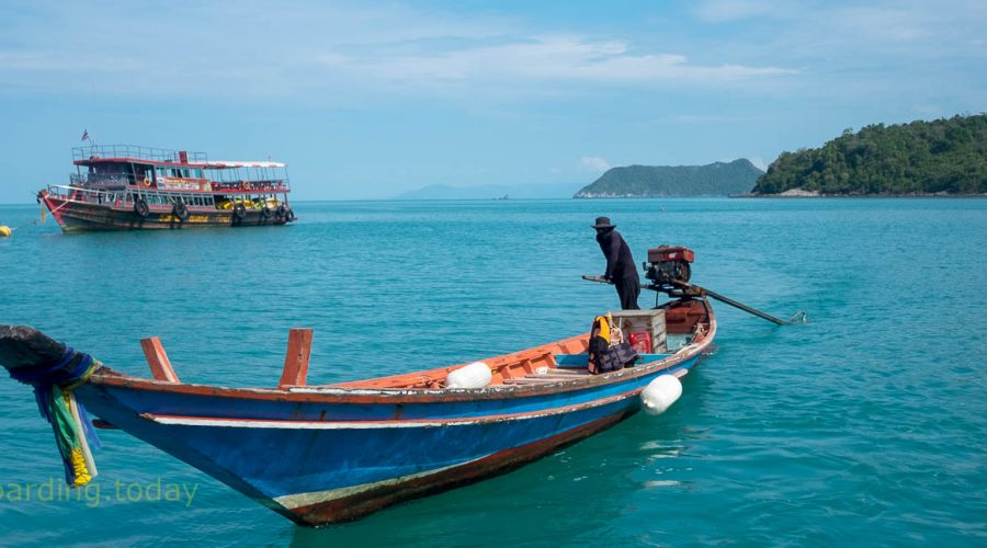 My Travel to Thailand and the first impressions