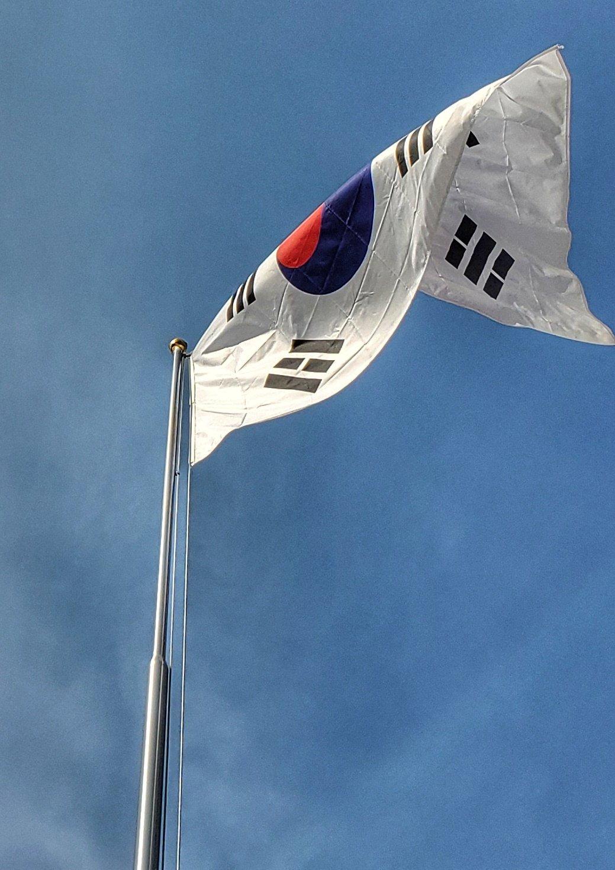 South Korean Flag