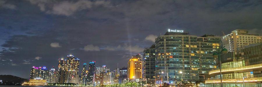Busan City – the gateway to Japan