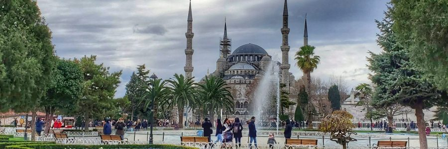 A City trip to Istanbul, Turkey