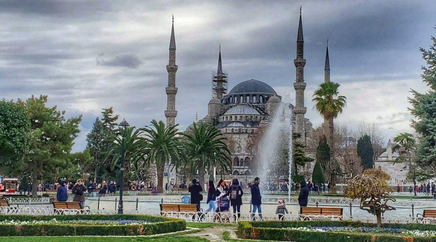 A City trip to Istanbul, Turkey